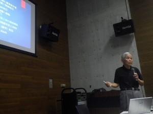久馬教授による特別講演