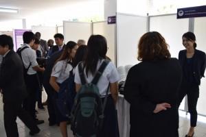 留学セミナー展示2