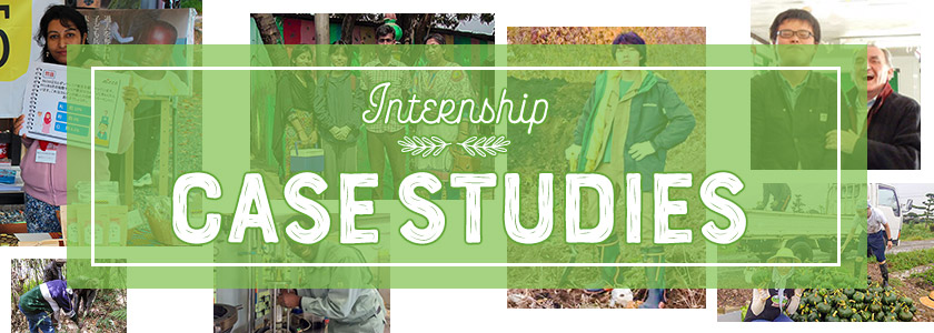 Internship Case Studies